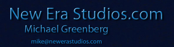 Contact Michael Greenberg 786 395-2552 cel,  305 554-7435 Studio